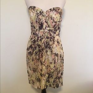 American Rag Dresses & Skirts - 🆑DONATING SOON❗️ Amer Rag Strapless Print Dress