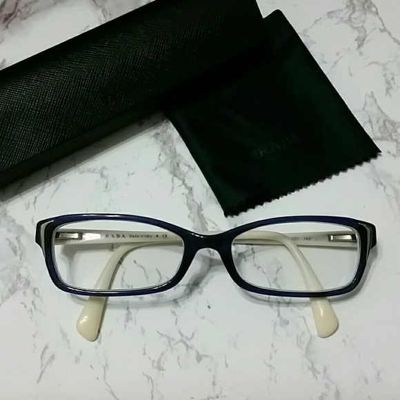0d97f508a5c8 Prada Eyeglass Cases