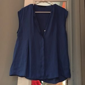 Zara Tops - NWOT Zara Button down short sleeve shirt