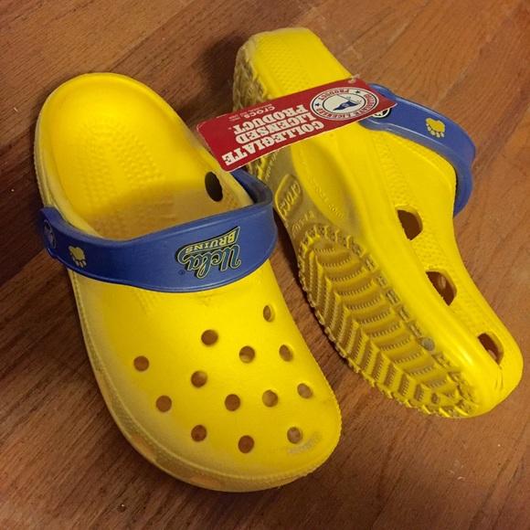 Crocs Shoes Super Fun Ucla Poshmark
