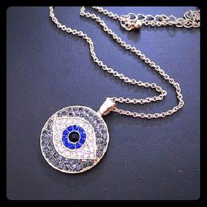 NWOT Protective Eye Necklace