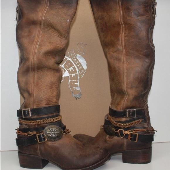 82b9a302239 Brand new Freebird by Steven Aspen tall boots