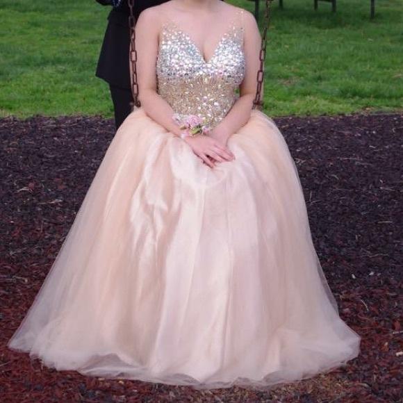 David\'s Bridal Dresses | Davids Bridal Prom Dress | Poshmark