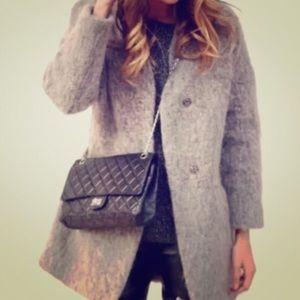 ⚡️PRICE DROP⚡️ Zara Mohair Coat