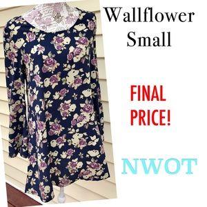 Wallflower Dresses & Skirts - 🚩FINAL🚩 Wallflower shift dress S. NWOT