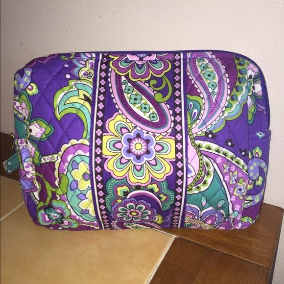 dba0c77f7d Vera Bradley LG cosmetic bag