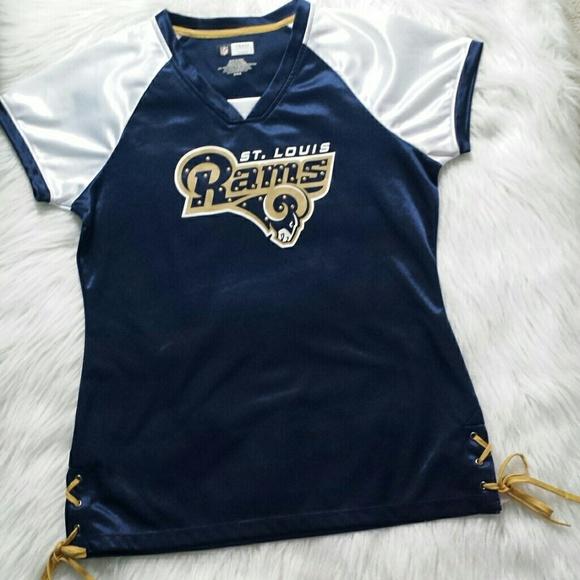 St. Louis Rams womens jersey. M 56eebca013302ac1e4056787 067b7d33d10d