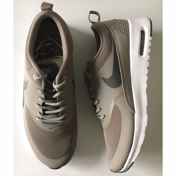 NIKE Air Max Thea (Iron   Dark Storm-White) 2123a62b0