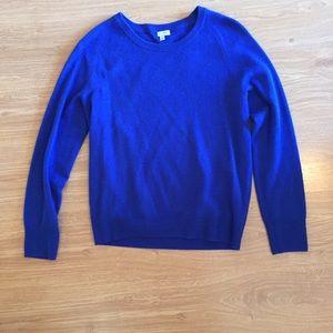 Halogen Sweaters - Cashmere Blue Sweater