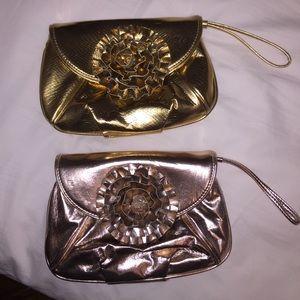 Loeffler Randall Handbags - SALE 2 HRS 2 NWOT Loeffler Randall target clutches