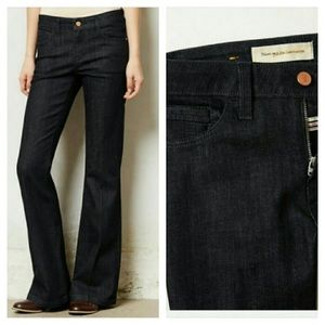 Anthropologie Pilcro high waist flare jeans. 25.