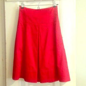 Zara Woman A-Line Skirt