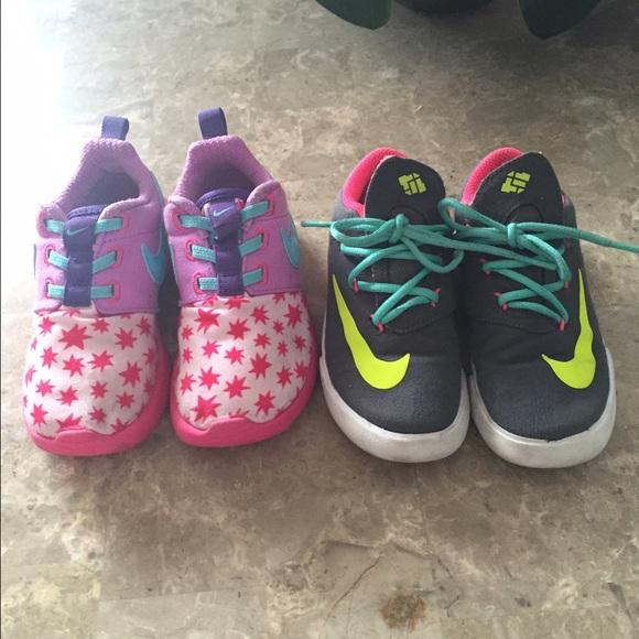 Niño Pequeño Tamaño De Los Zapatos Nike 9 86zZAl