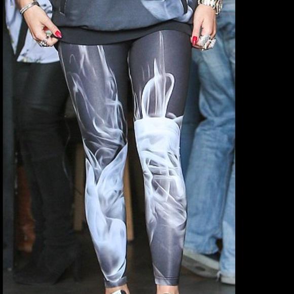 Adidas Smoke Leggings Rita Ora