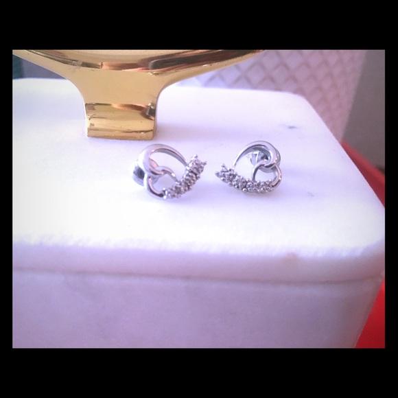 53 off Jared Jewelry Diamond earrings from Alissas closet on
