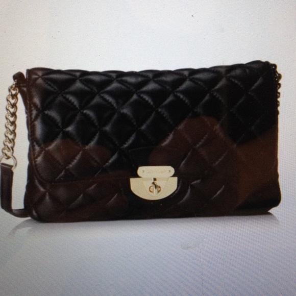 51% off Calvin Klein Handbags - 💕HP💕REDUCED Calvin Klein quilted ... : calvin klein quilted purse - Adamdwight.com