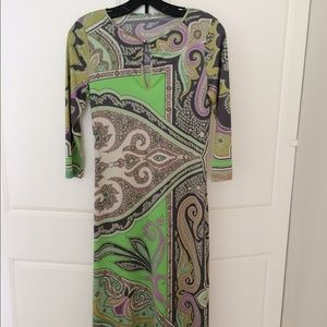 Etro Dresses & Skirts - Etro paisley print dress