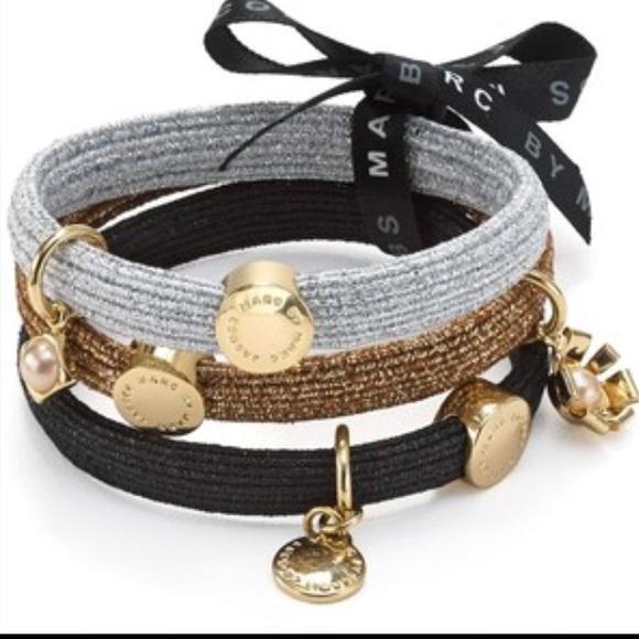 Marc Jacobs Hair Tie Bracelets. M 57101d5ff092825ff1024a66 f1cdc8956ab