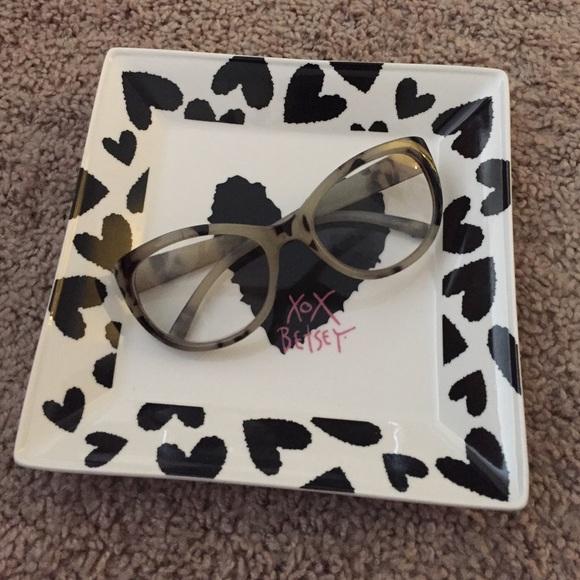 022ca5f3fe Betsey Johnson Readers Frames Glasses 1.50