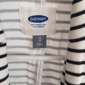 Old Navy Jackets & Coats - Old Navy striped knit blazer BUNDLE