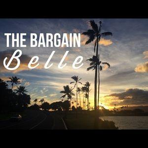 New fashion budget blog The Bargain Belle!!