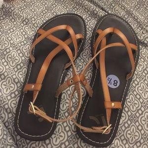 Report brand sandals