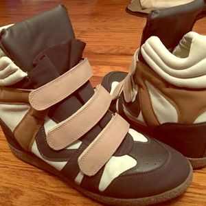 Xhilaration Shoes - Sneaker wedges