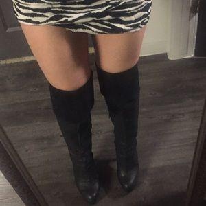 78 colin stuart shoes colin stuart thigh high black