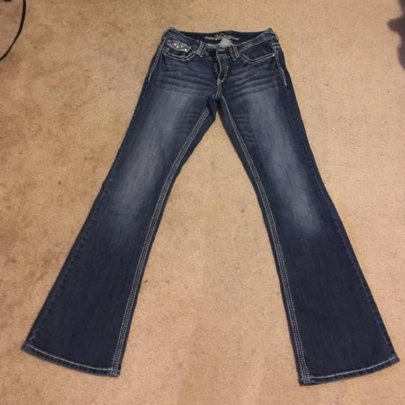 Vanity Pants: Premium Collection Jeans