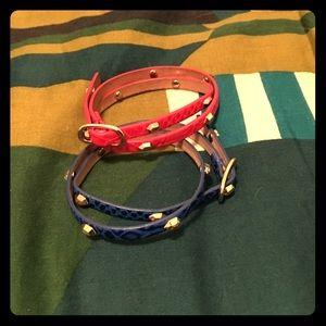 Stella & Dot wrap bracelets!