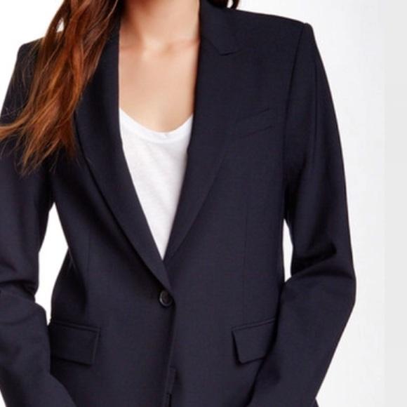 31c391ffa08c Theory Jackets & Coats | Gabe B Urban Blazer Dark Navy | Poshmark