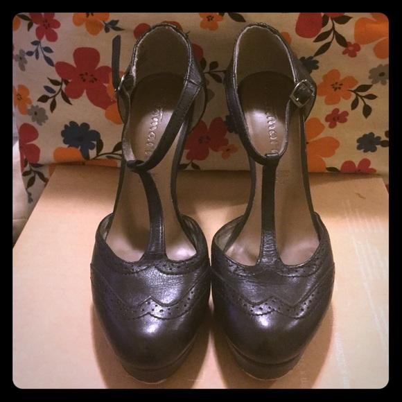 b63986b2bd50c Mary Jane Heels by Tamaris