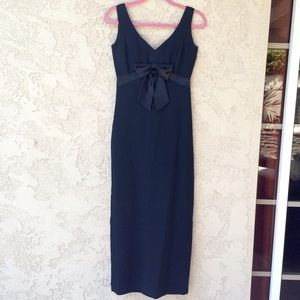 Vintage Formal Bow Dress