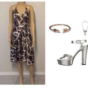 Alyn Paige Dresses & Skirts - Alyn Paige of New York halter dress