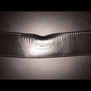 Louis Vuitton Accessories - 100% Authentic Louis Vuitton Belt