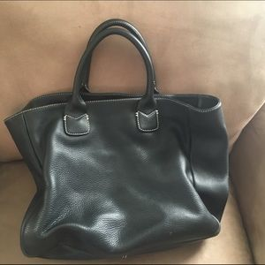 64 Off Ann Taylor Handbags Ann Taylor Gallery Tote With