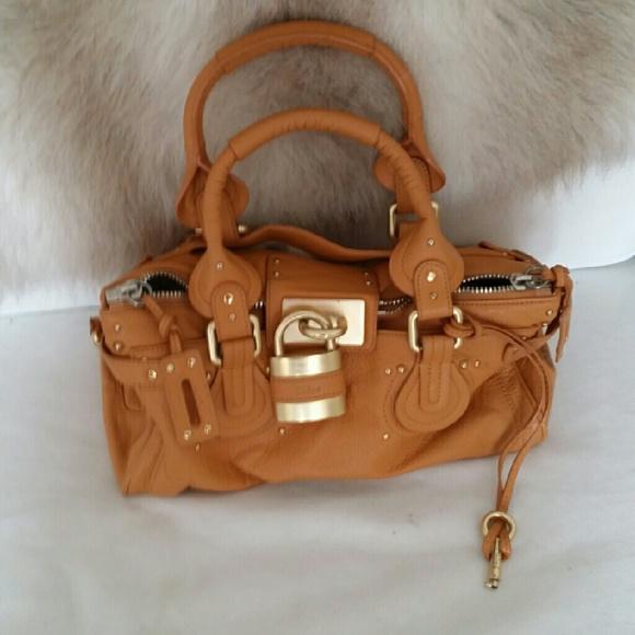 Chloe Handbags - Chloe Paddington light brown handbag 94c10b8ad37d