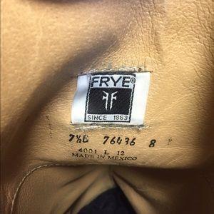 Frye Shoes - Frye Melissa Logo Riding Boots