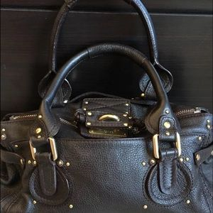 Chloe Handbags - 💯% AUTH CHLOE BROWN PADDINGTON HANDBAG