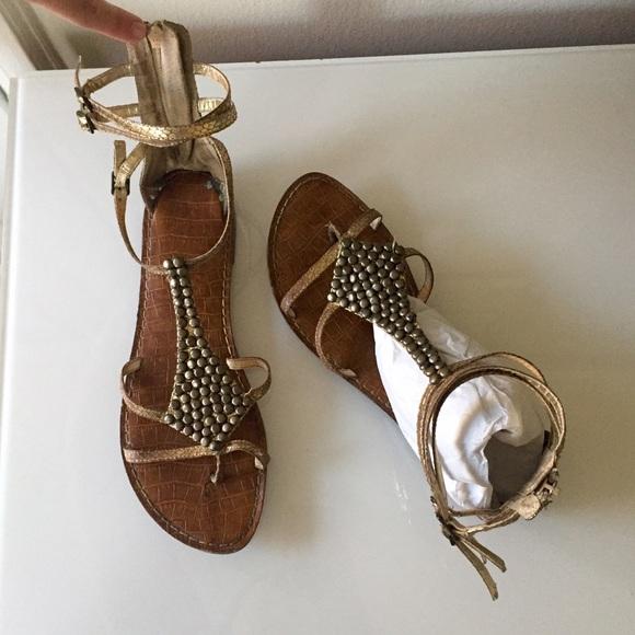 97045d3f6a82c0 Sam Edelman Ginger gladiator sandals. M 56f044e92599fec6e20015db
