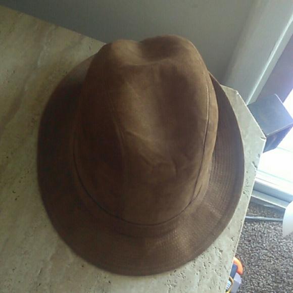 8fb991f1673 borsalino Accessories - Borsalino fedora hat genuine leather