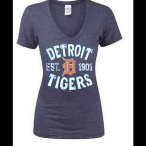Tops - 🔴🔴 DETROIT TIGERS baseball jersey tee tshirt S
