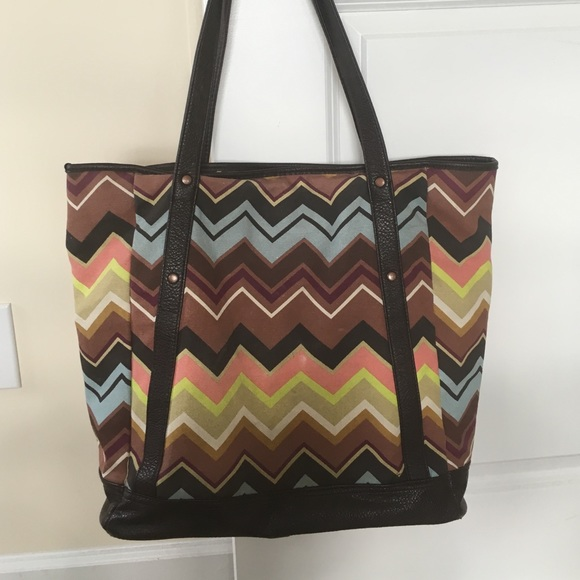 Missoni - Missoni for Target Beach Bag from Michele's closet on ...