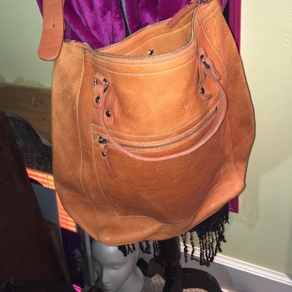 M0851 Handbags - M0851 solid leather shoulder bag 👗 22182e9ef4976