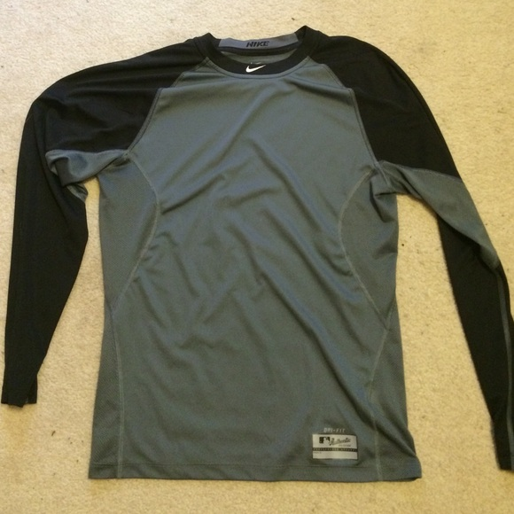 b0af9b37 Men's Nike pro combat long sleeve baseball shirt. M_56f058b7a88e7d057a003968