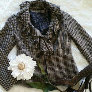 Sisley Jackets & Blazers - 💞SALE💞 Sisley Tweed Blazer