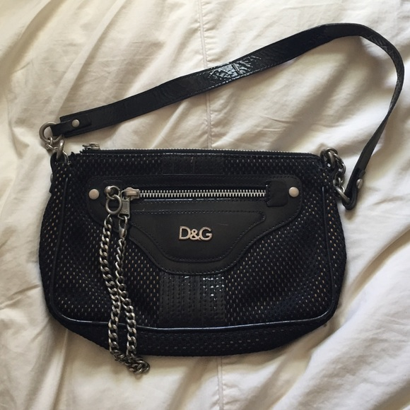 72f64bef42 Dolce   Gabbana Handbags - Vintage Dolce   Gabbana purse