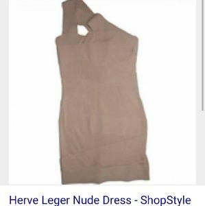 Herve Leger Dresses & Skirts - Barbara Bui Designer Bandage Dress Sz XS
