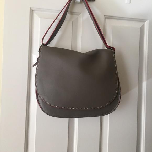 36c28dbcee01 Coach Handbags - NWT Coach saddlebag 35 glovetan leather