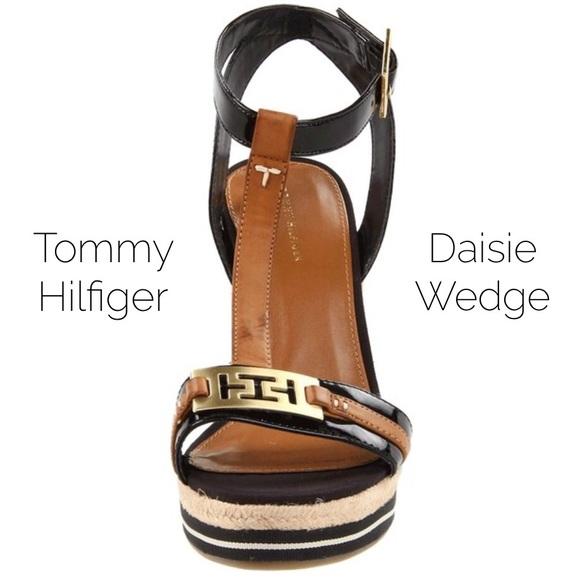 Tommy Hilfiger Daisie Wedge Espadrille